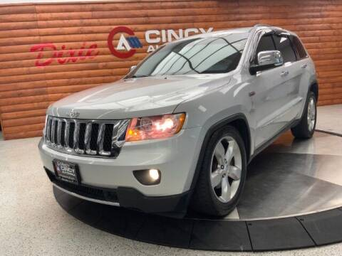 2011 Jeep Grand Cherokee for sale at Dixie Motors in Fairfield OH