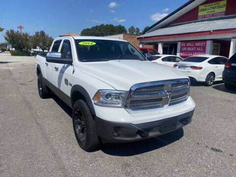 2014 RAM Ram Pickup 1500 for sale at Sell Your Car Today in Fayetteville NC