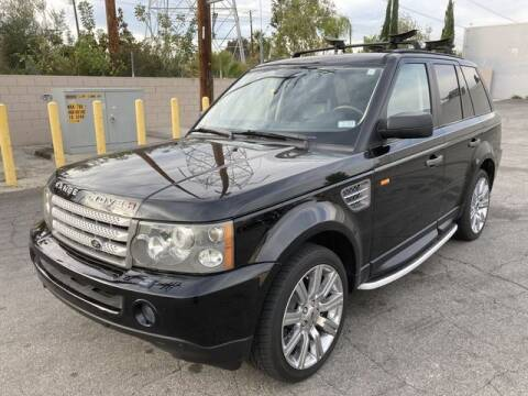 2008 Land Rover Range Rover Sport for sale at Hunter's Auto Inc in North Hollywood CA