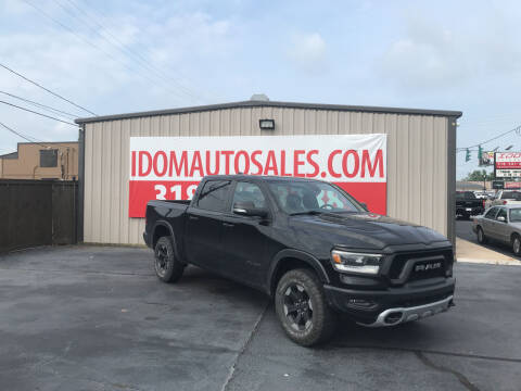 2019 RAM Ram Pickup 1500 for sale at Auto Group South - Idom Auto Sales in Monroe LA