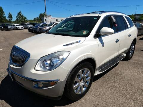 2011 Buick Enclave for sale at Kiefer Nissan Budget Lot in Albany OR