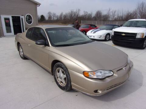 2005 Chevrolet Monte Carlo for sale at The Auto Depot in Mount Morris MI