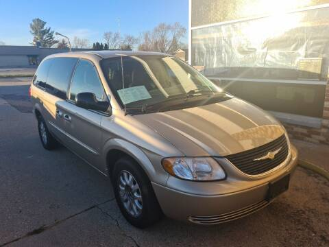 2003 Chrysler Town and Country for sale at River Motors in Portage WI