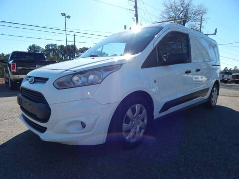 2016 Ford Transit Connect Cargo for sale at Medford Motors Inc. in Magnolia TX