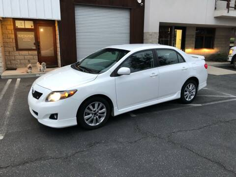 2010 Toyota Corolla for sale at Inland Valley Auto in Upland CA