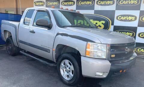 2007 Chevrolet Silverado 1500 for sale at CAR VIPS ORLANDO LLC in Orlando FL