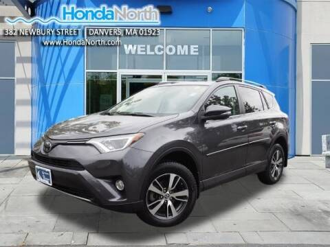 2018 Toyota RAV4 for sale at 1 North Preowned in Danvers MA