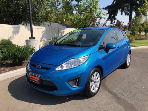 2013 Ford Fiesta for sale at Matthews Motors LLC in Auburn WA