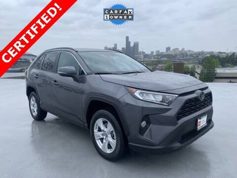 2020 Toyota RAV4 for sale at Toyota of Seattle in Seattle WA