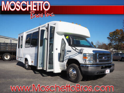 2009 Ford E-Series Chassis for sale at Moschetto Bros. Inc in Methuen MA