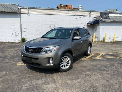 2014 Kia Sorento for sale at Santa Motors Inc in Rochester NY