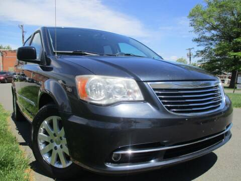 2014 Chrysler Town and Country for sale at A+ Motors LLC in Leesburg VA