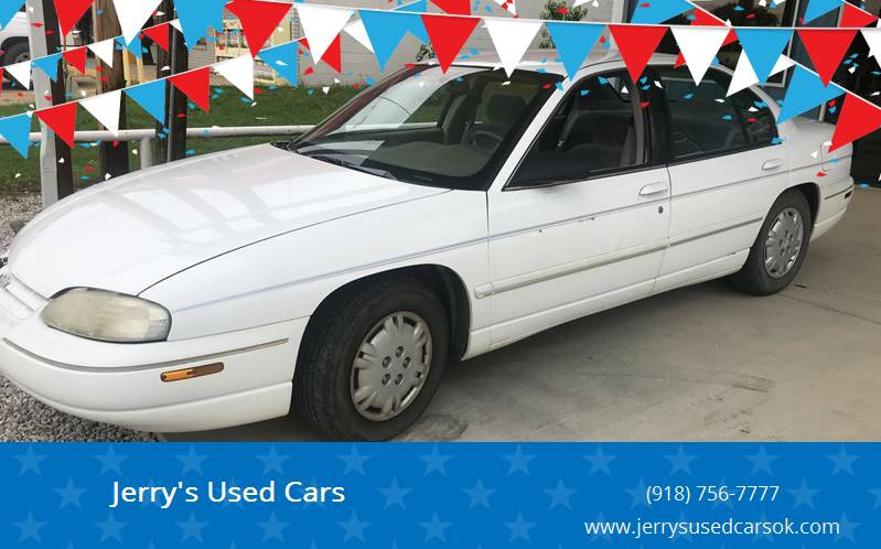 1996 Chevrolet Lumina for sale at Jerry's Used Cars in Okmulgee OK