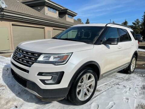 2017 Ford Explorer for sale at Truck Buyers in Magrath AB