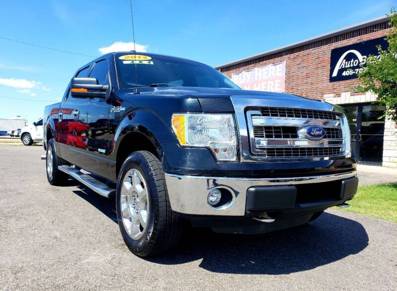 2013 Ford F-150 for sale at AUTO BARGAIN, INC. #2 in Oklahoma City OK