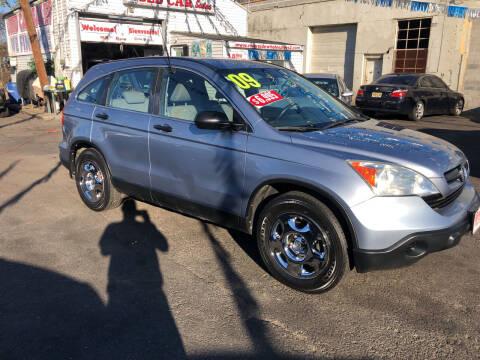 2009 Honda CR-V for sale at Riverside Wholesalers 2 in Paterson NJ