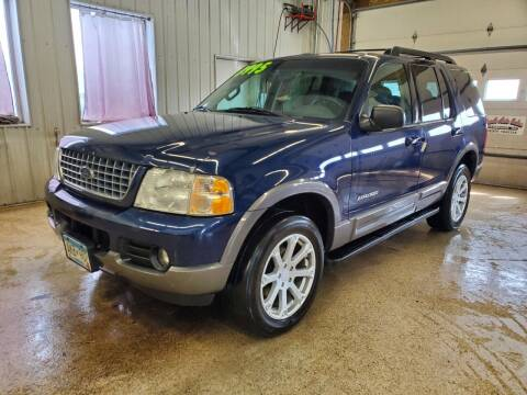 2005 Ford Explorer for sale at Sand's Auto Sales in Cambridge MN