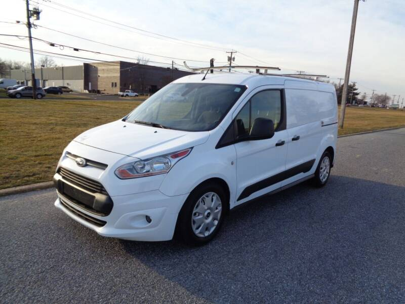 2016 Ford Transit Connect Cargo for sale at Rt. 73 AutoMall in Palmyra NJ