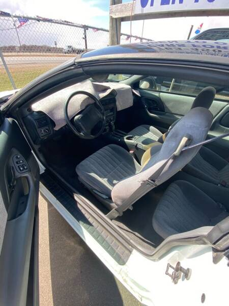1997 Chevrolet Camaro Z28 2dr Hatchback - Ramsey MN