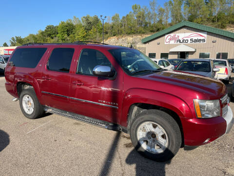 2011 Chevrolet Suburban for sale at Gilly's Auto Sales in Rochester MN