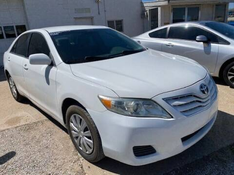 2011 Toyota Camry for sale at Car Solutions llc in Augusta KS