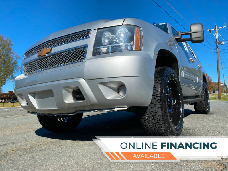 2012 Chevrolet Tahoe for sale at Prime One Inc in Walkertown NC