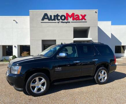 2014 Chevrolet Tahoe for sale at AutoMax of Memphis in Memphis TN