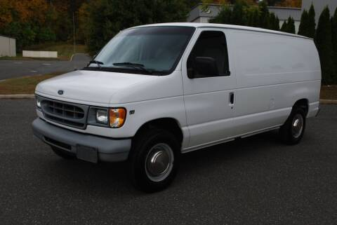 1999 Ford E-250 for sale at New Milford Motors in New Milford CT