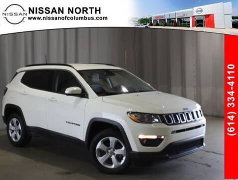2019 Jeep Compass for sale at Auto Center of Columbus in Columbus OH