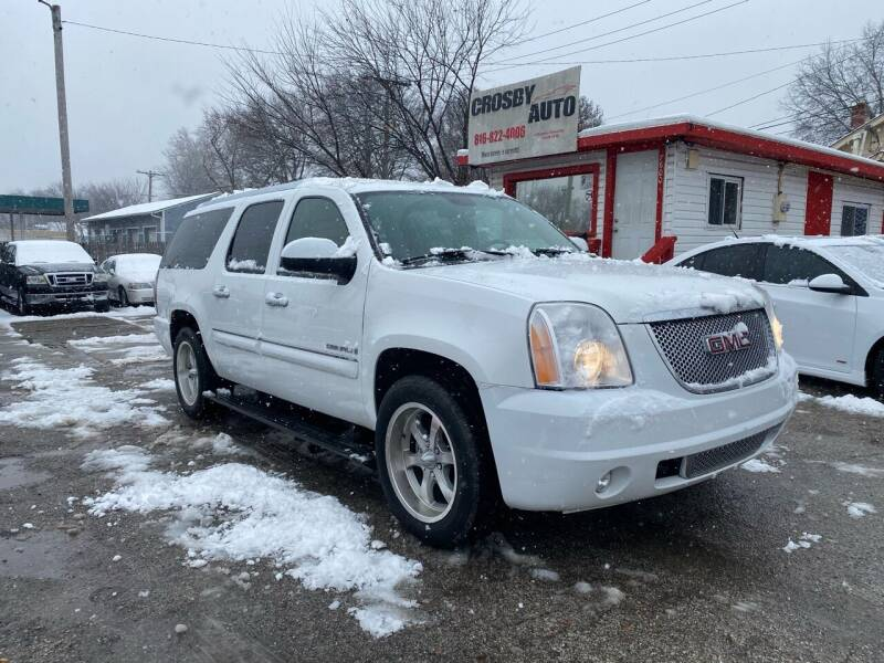 2007 GMC Yukon XL for sale at Crosby Auto LLC in Kansas City MO