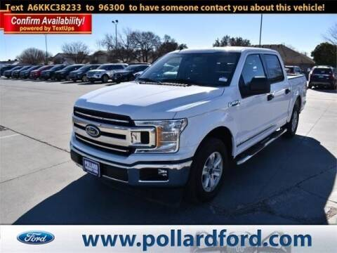 2019 Ford F-150 for sale at South Plains Autoplex by RANDY BUCHANAN in Lubbock TX