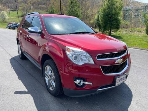 2015 Chevrolet Equinox for sale at Hawkins Chevrolet in Danville PA
