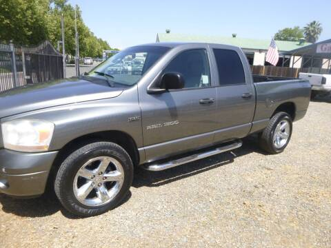 2006 Dodge Ram Pickup 1500 for sale at gary battles in Roseville CA