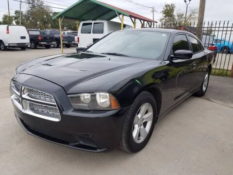 2011 Dodge Charger for sale at RODRIGUEZ MOTORS CO. in Houston TX