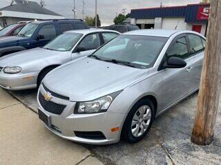 2013 Chevrolet Cruze for sale at G T Motorsports in Racine WI