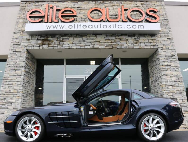 2006 Mercedes-Benz SLR for sale in Jonesboro, AR