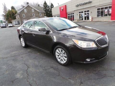 2013 Buick LaCrosse for sale at Jeff D'Ambrosio Auto Group in Downingtown PA