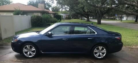 2011 Saab 9-5 for sale at Rock Motors LLC in Victoria TX