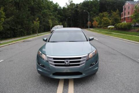 2010 Honda Accord Crosstour for sale at Source Auto Group in Lanham MD