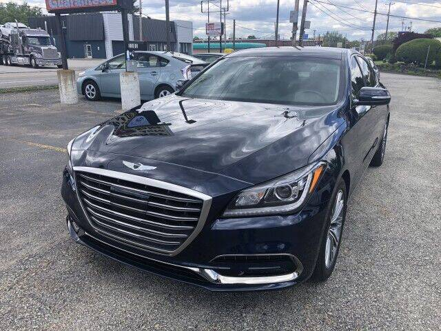 2018 Genesis G80 for sale in North Versailles, PA