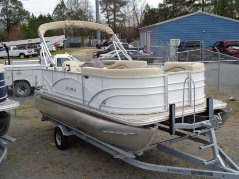 2018 Sylvan Mirage 818 for sale at Southside Outdoors in Turbeville SC