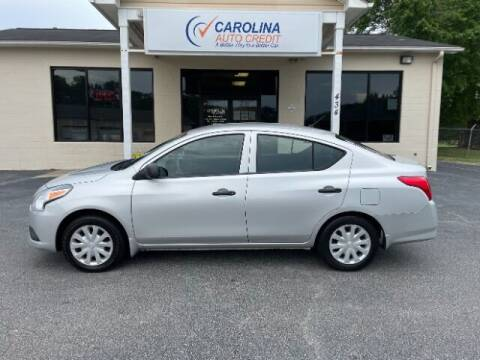 2015 Nissan Versa for sale at Carolina Auto Credit in Youngsville NC