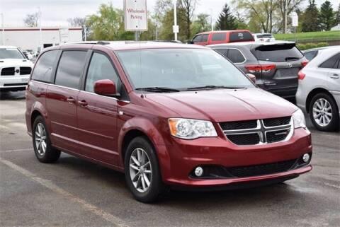 2014 Dodge Grand Caravan for sale at BOB ROHRMAN FORT WAYNE TOYOTA in Fort Wayne IN