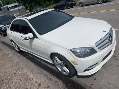 2011 Mercedes-Benz C-Class for sale at Trocci's Auto Sales in West Pittsburg PA