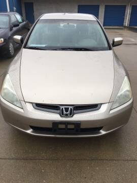 2003 Honda Accord for sale at New Rides in Portsmouth OH