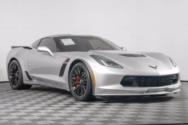 2016 Chevrolet Corvette for sale at Washington Auto Credit in Puyallup WA