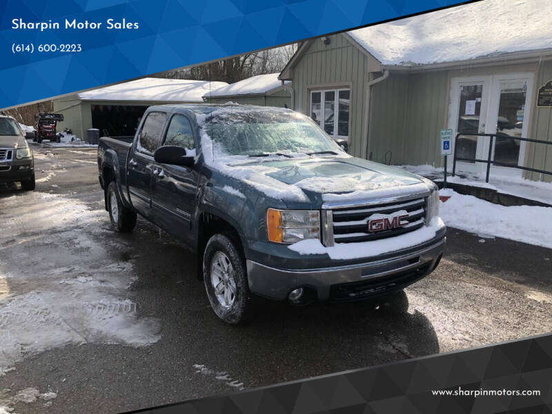 2011 GMC Sierra 1500 for sale at Sharpin Motor Sales in Columbus OH