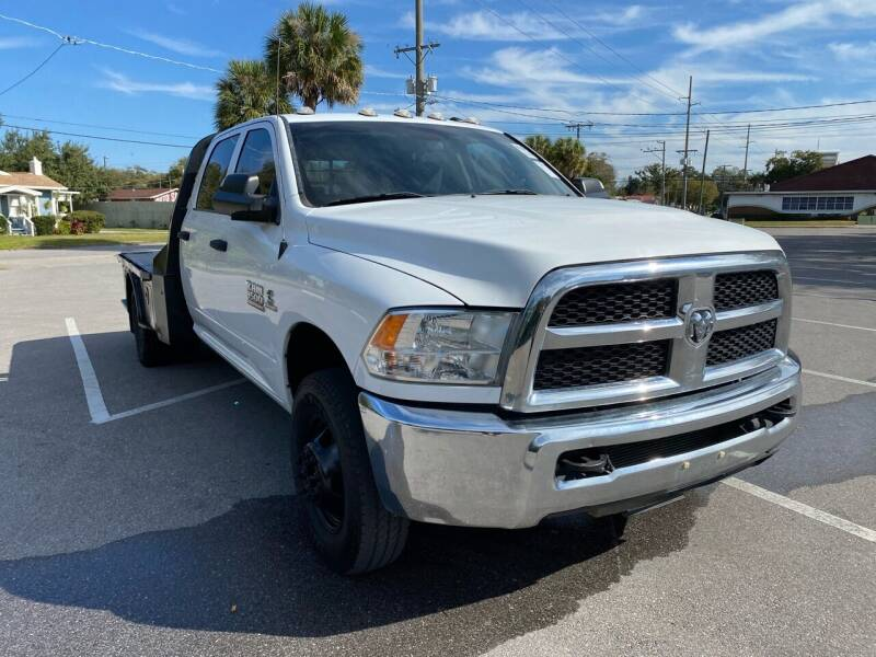 2018 RAM Ram Chassis 3500 for sale at Consumer Auto Credit in Tampa FL
