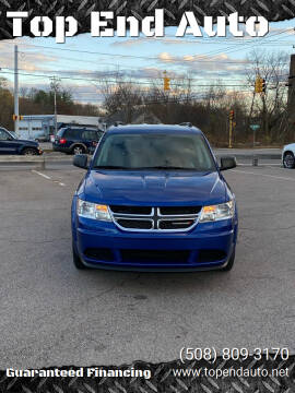 2015 Dodge Journey for sale at Top End Auto in North Atteboro MA
