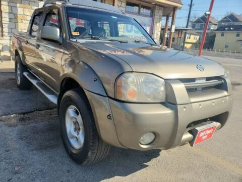 2001 Nissan Frontier for sale at USA Auto Brokers in Houston TX